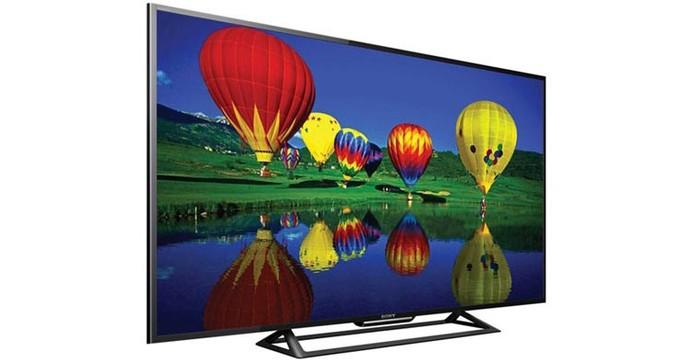 Modelo de Smart TV da Sony tem tela Full HD de 48 polegadas LED (Foto: Divulgação/Sony) (Foto: Modelo de Smart TV da Sony tem tela Full HD de 48 polegadas LED (Foto: Divulgação/Sony))