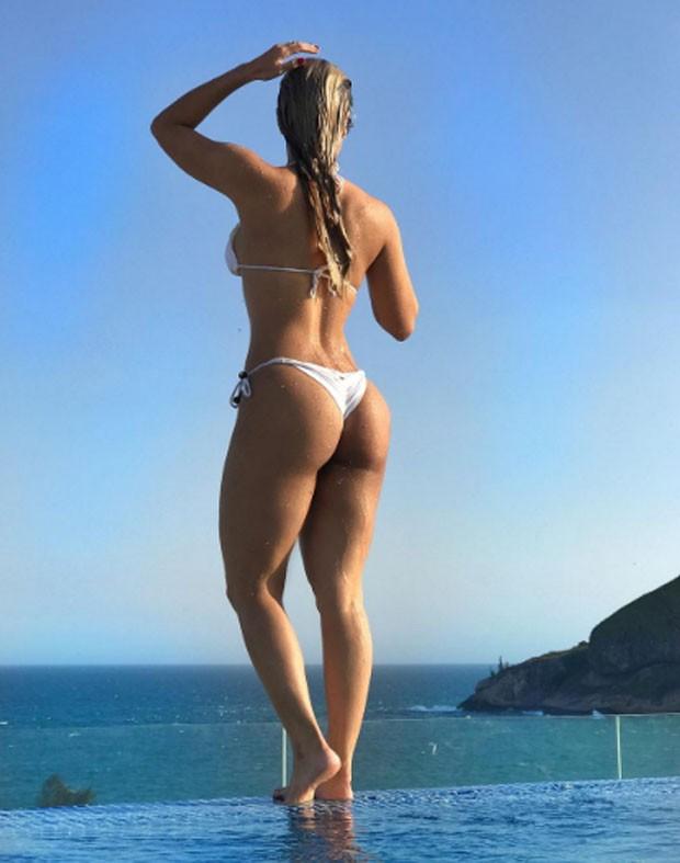 Mari Antunes  (Foto: Reprodução)