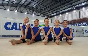 Delegação do AM representará o Brasil no Sul-Americano de Ginástica Rítmica