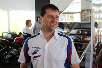 Gilson Scudeler, diretor do Moto 1000 GP (Foto: Hélder Rafael)