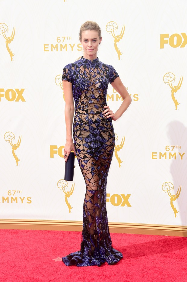 EMMY 2015 - Christine Marzano (Foto: Getty Images)
