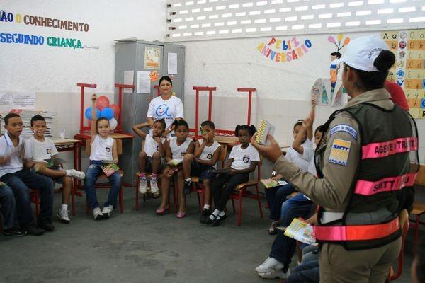 Amigos da Escola (Foto: TV Sergipe/Arquivo)