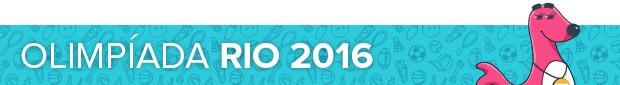 Header Olimpíada Rio 2016 (Foto: EGO)