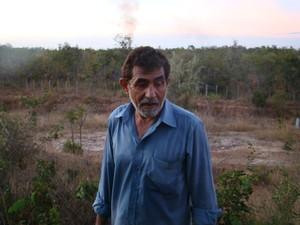 Motorista do Clio, Osvaldo Silva (Foto: Ellyo Teixeira/G1)