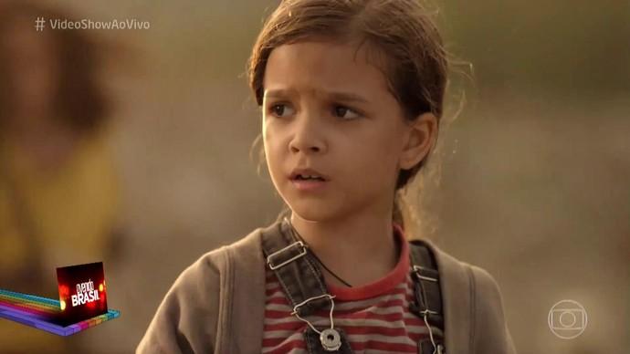 Mel Maia interpretou Rita/Nina em 'Avenida Brasil' (Foto: TV Globo)