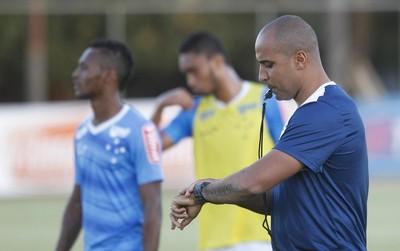 Deivid; Cruzeiro (Foto: Washington Alves/Light Press)