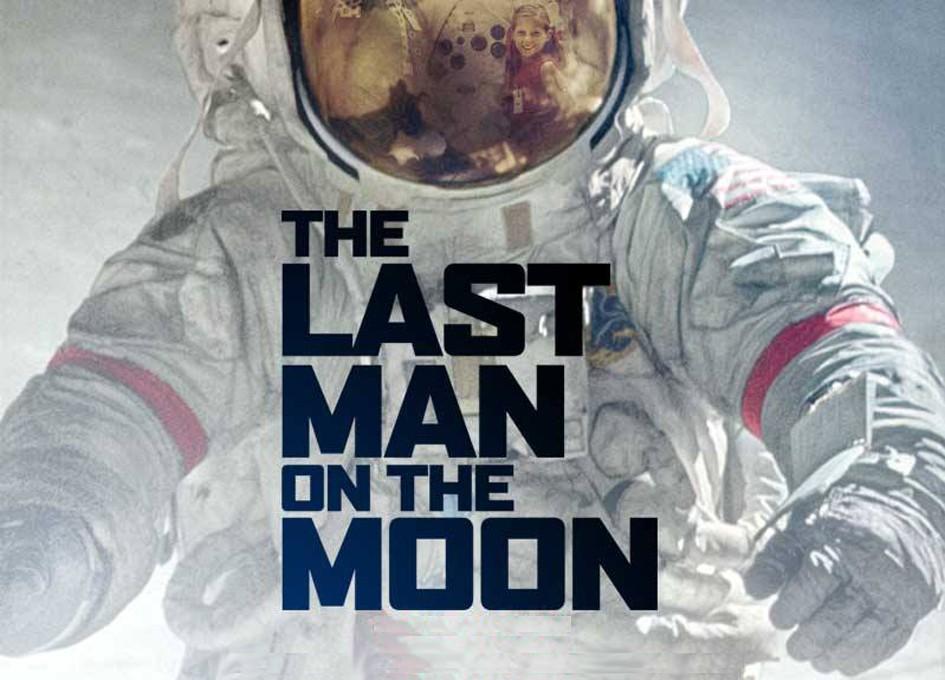 The Last Man on The Moon (Foto: Reprodução)