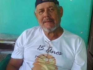 Gleisson Silva morreu após um acidente vascular cerebral  (Foto: Arquivo pessoal)