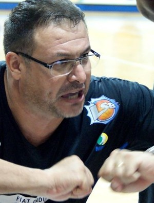 Rinaldo Rodrigues - técnico da Liga Sorocabana (Foto: Divulgação)