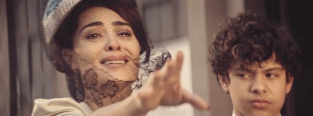 Juliana Paes como Zana em Dois Irmãos (Foto: Globo)