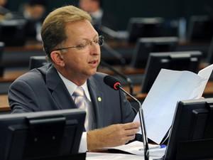 O deputado João Campos (PSDB-GO), autor do projeto que permite tratamento de homossexuais (Foto: Luis Macedo/Ag.Câmara)