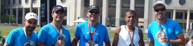 Atletas de Agudos participam da Meia Maratona Internacional de São Paulo (editar título)