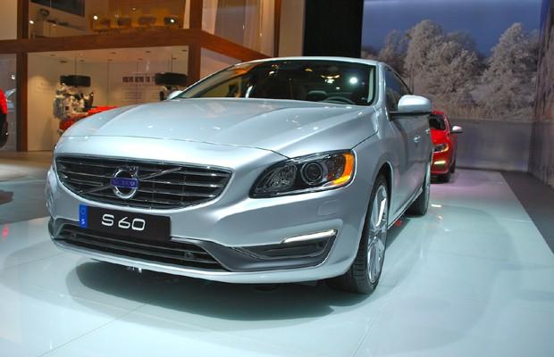 Volvo S60 (Foto: Divulgação)