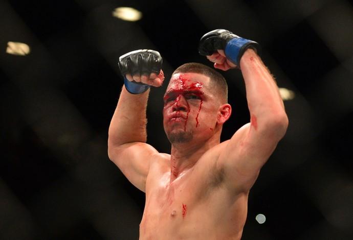 Nate Diaz UFC 196 (Foto: Jason Silva)