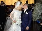 Eri Johnson e Alice Souto se casam no Rio: 'Quero é ser feliz!'