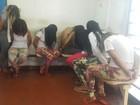 Mulheres são presas ao tentar entrar no presídio com documentos falsos