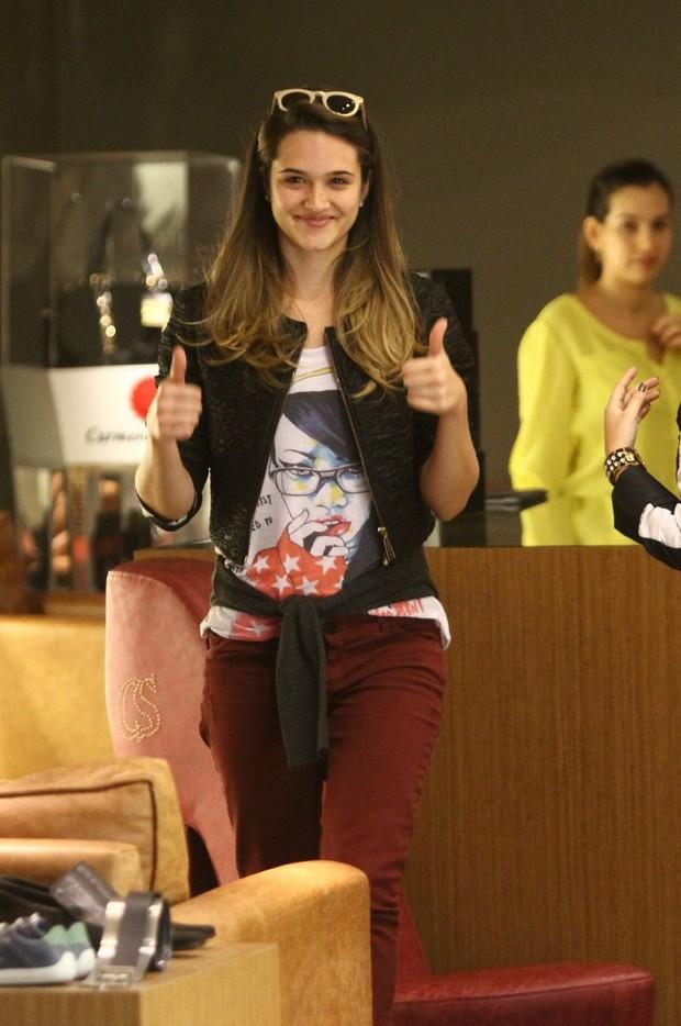 Juliana Paiva (Foto: Marcos Ferreira / FotoRioNews)