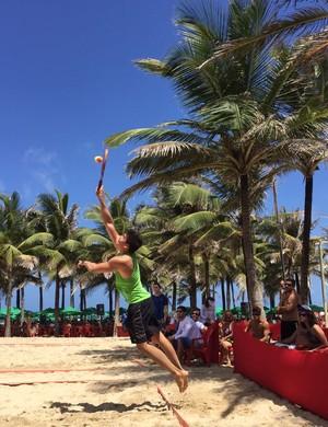 beach tennis (Foto: Divulgação)