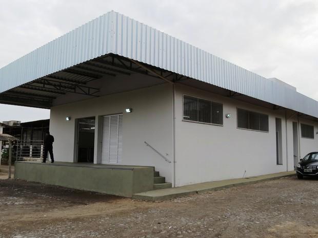 Banco de Alimentos em Divinópolis (Foto: Divulgação/Prefeitura de Divinópolils)