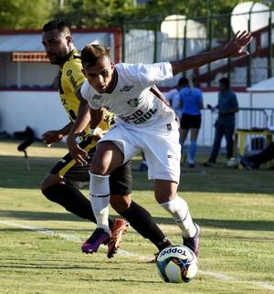 lucas fernandes fluminense volta redonda (Foto: Mailson Santana / FluminenseFC)