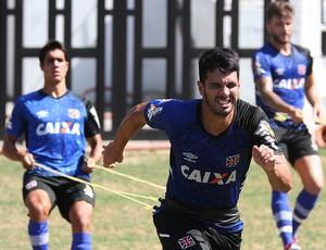 luan vasco treino  (Foto: Marcelo Sadio/vasco.com.br)