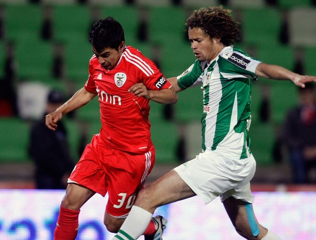 jeferson da silva rio ave saviola benfica (Foto: Ag&#234;ncia Reuters)