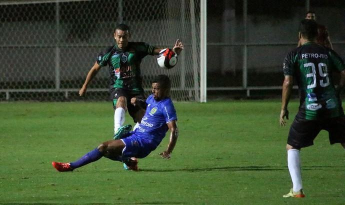 Ediglê Manaus FC  (Foto: Emanuel Mendes Siqueira)