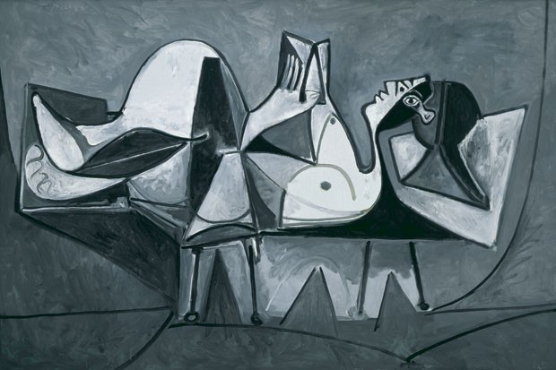 (Foto: © 2012 Estate of Pablo Picasso/Artists Rights Society (ARS), New York / Foto: Tom Jenkins)