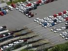 Venda de veículos tem queda de 2,5% em março, diz Fenabrave