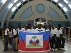Missa lembra seis anos do terremoto que atingiu Haiti, em Manaus