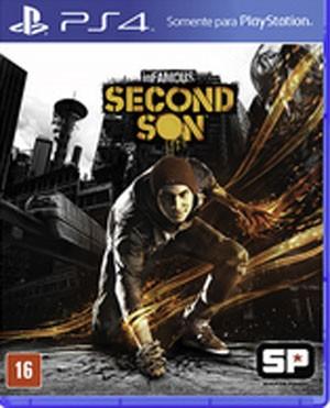 capa de 'Infamous: Second Son' (Foto: Divulgação)