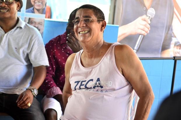 Zeca Pagodinho  (Foto: Roberto Teixeira / Ego)