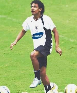 Élton Xavier - Jogador (Foto: Divulgação)