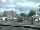 'Apagão' deixa Campina Grande sem água e faz população mudar rotina