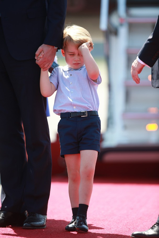 Príncipe George (Foto: Getty Images)