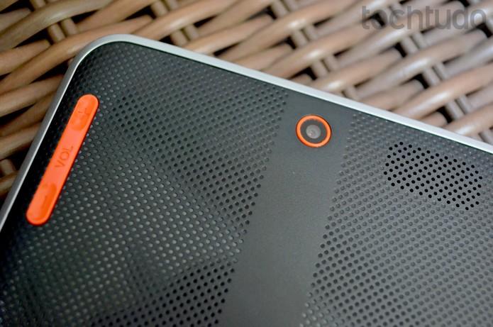 Tablet Philips (Foto: Barbara Mannara/TechTudo)