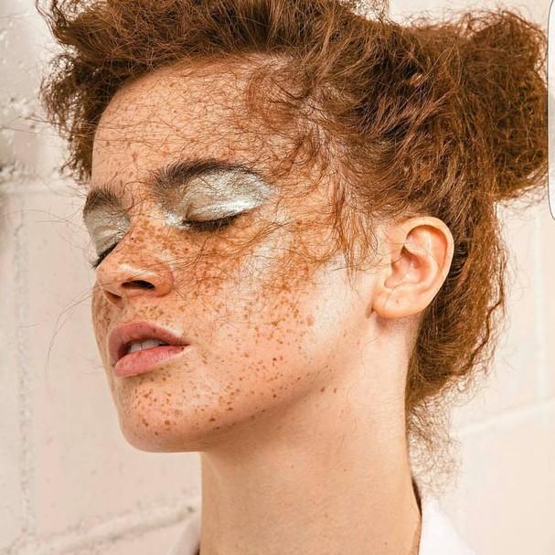 Maquiagem by Carla Biriba (Foto: Instagram/Reprodução)