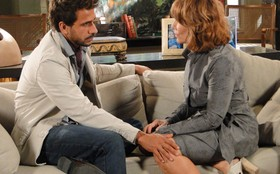Final: Danielle revela a Enzo que vai virar parteira na África