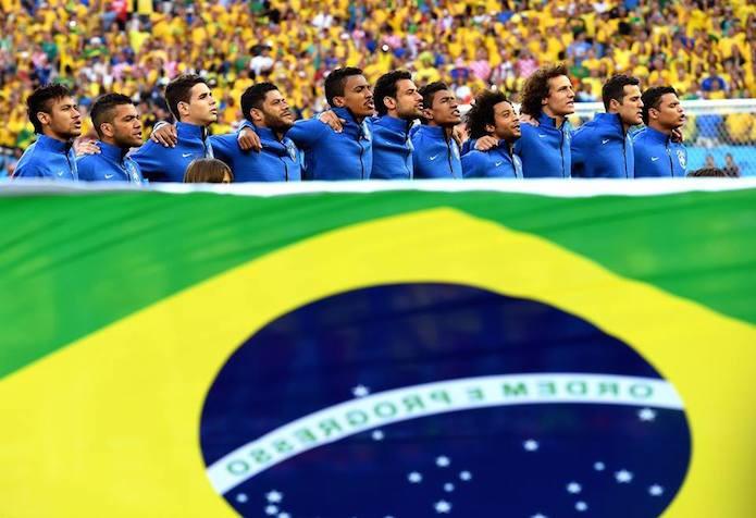 Copa no Facebook: top 5 lista momentos mais comentados na estréia do Brasil (Foto: Divulgação/FIFA)
