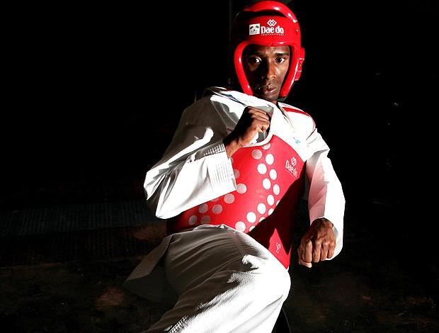 taekwondo Diogo Silva (Foto: Wander Roberto / Inovafoto / COB)