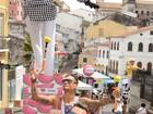 Mulher Filé indica os cinco melhores pontos de Salvador para selfie