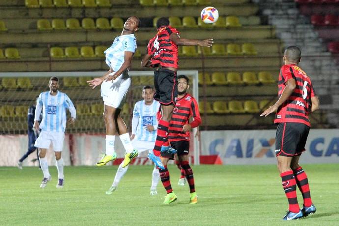 Anselmo Oeste x Macaé - Campeonato Brasileiro Série B 2015 (Foto: Tiago Ferreira/Macaé)
