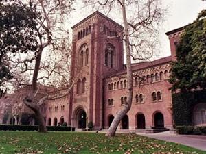 USC tem dois campi localizados em Los Angeles (Foto: Divulgação)