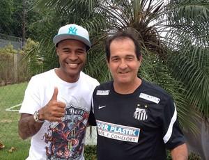 Marcos Assunção Muricy Ramalho Santos (Foto: Reprodução/Instagram)