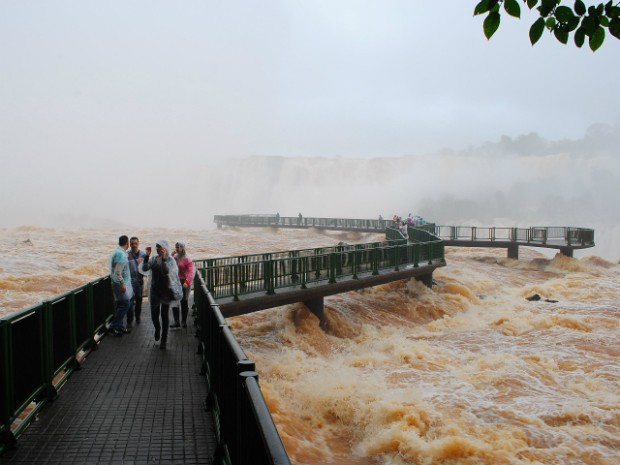 Cataratas do Iguaçu (Foto: Cataratas do Iguaçu S/A)