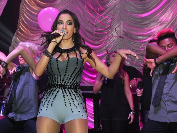 Anitta em show em Sâo Paulo (Foto: Manuela Scarpa e Marcos Ribas/ Foto Rio News)