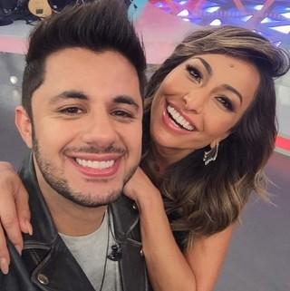 Sabrina e Cristiano Araújo (Foto: Reprodução/Instagram)