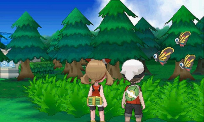 Pokémon Alpha Sapphire/Omega Ruby (Foto: Reprodução)