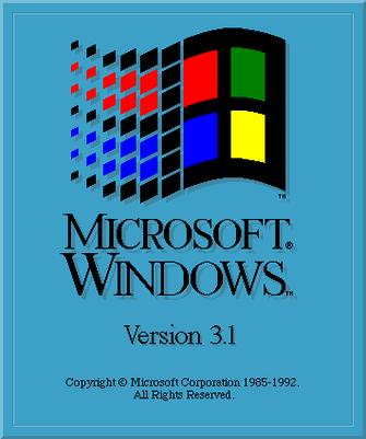 Windows 3.1, já tem mais de 20 anos (Foto: Divulgação/InternetArchive)