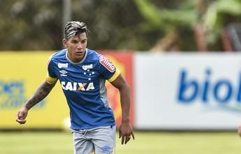 Quase de férias, Romero garante foco total no último jogo do Cruzeiro no ano